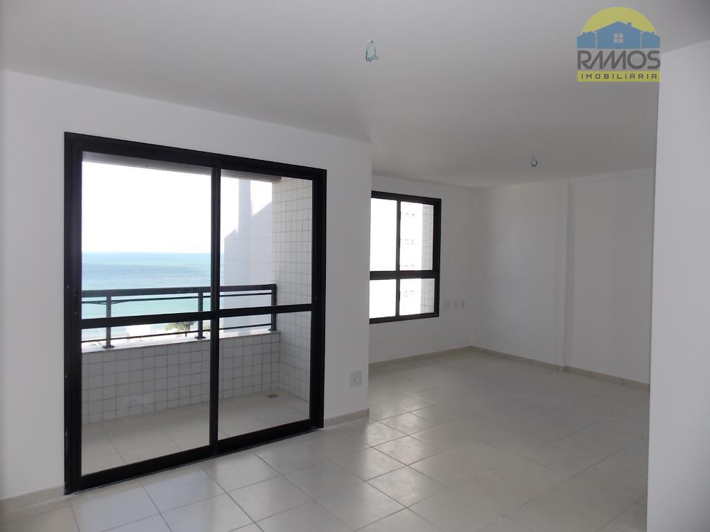 Apartamento residencial à venda, Ponta Negra, Natal - AP0043.
