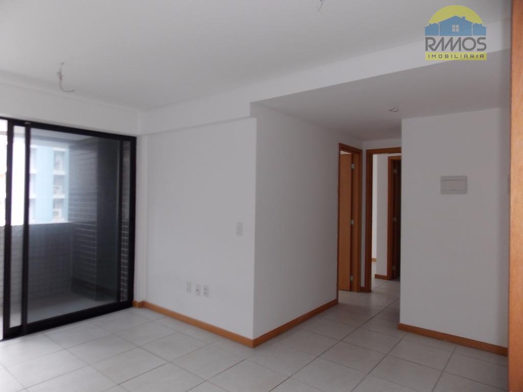 Apartamento residencial à venda, Tirol, Natal.