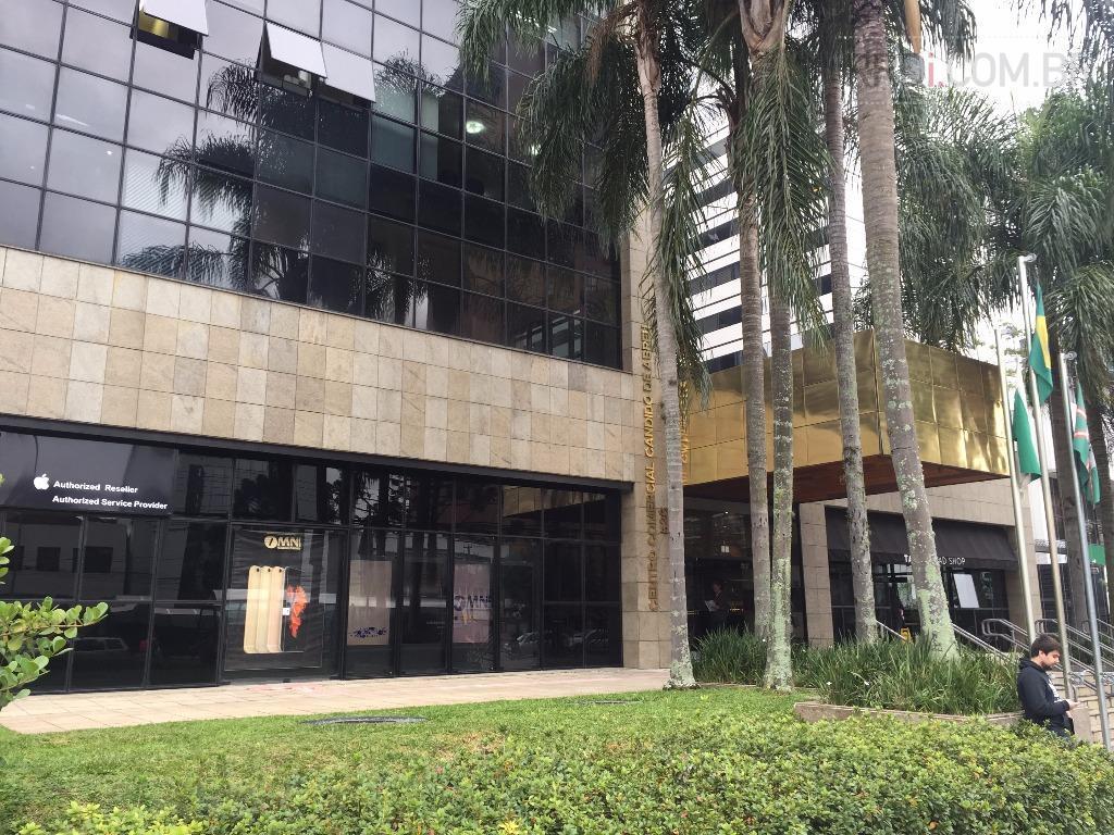 Sala comercial à venda, Centro Cívico, Curitiba - SA0014.