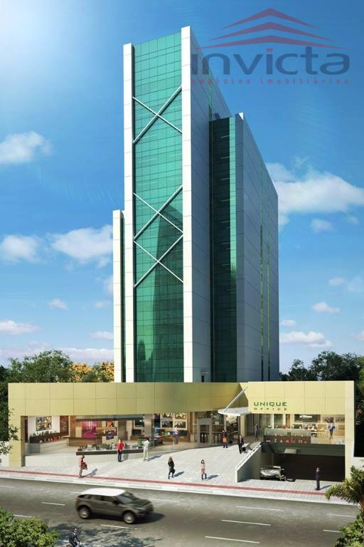 Sala comercial à venda, Centro, Cascavel.