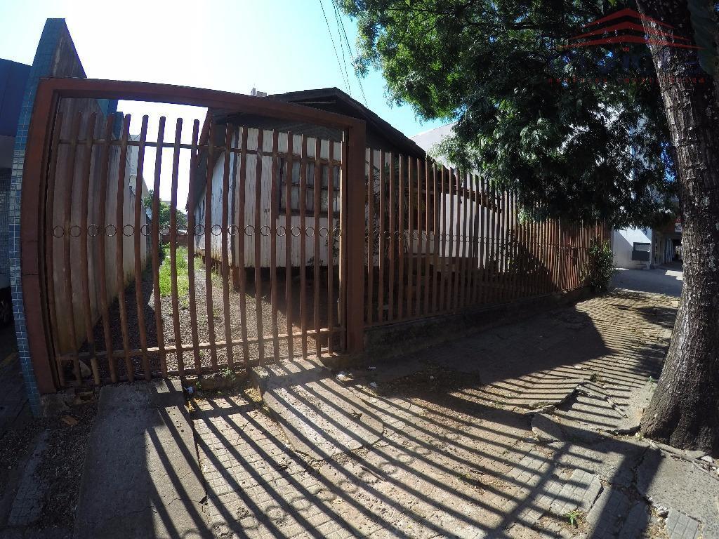 Terreno comercial para venda e locação, Centro, Cascavel.