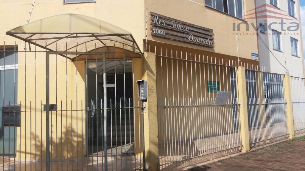 Apartamento residencial para venda e locação, Santa Cruz, Cascavel.