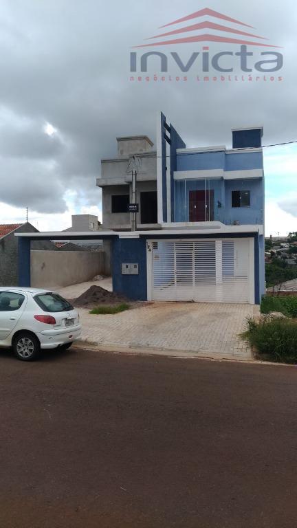 Sobrado residencial à venda, Nova Cidade, Cascavel.