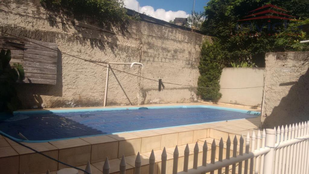 Casa residencial à venda, Santos Dumont, Cascavel.