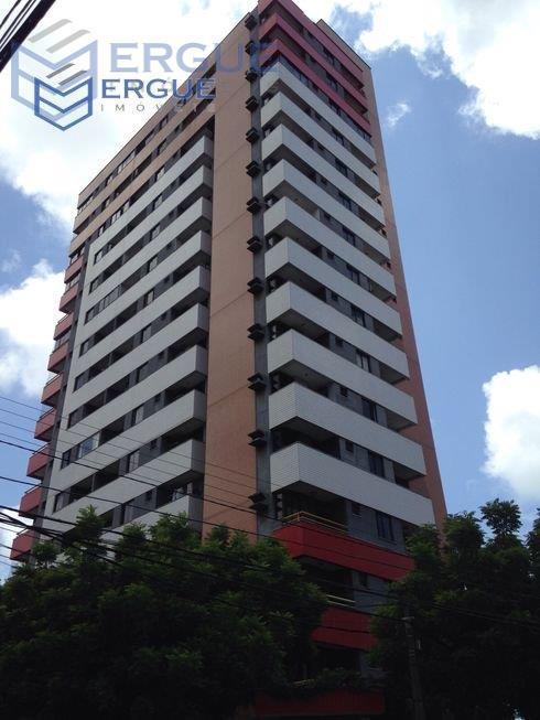 Apartamento residencial à venda, Aldeota, Fortaleza - AP0003.