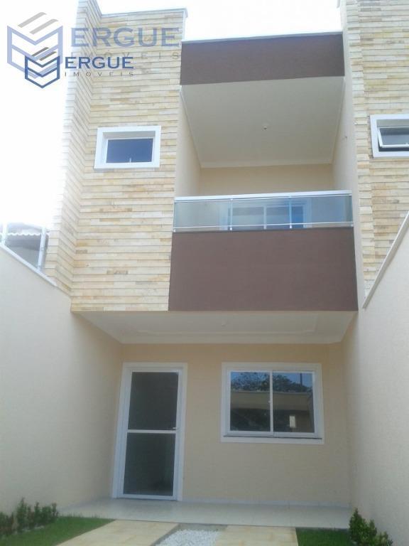 Casa  residencial à venda, Prefeito José Walter, Fortaleza.