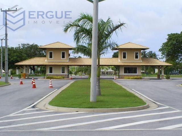 Terreno  residencial à venda, Alphaville Eusébio, Eusébio.