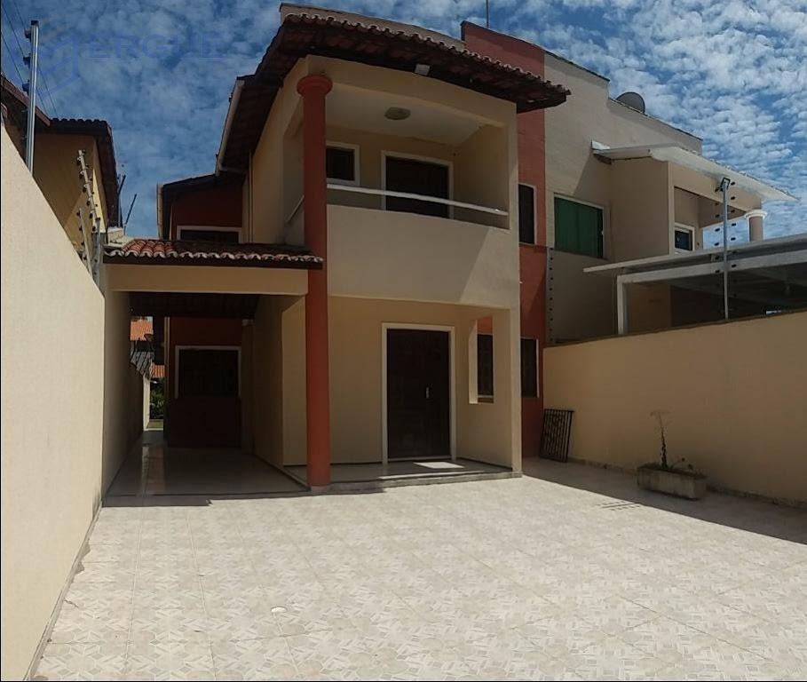 casa de alto padrão, 4 quartos, 3 vagas, José de Alencar, fortaleza!