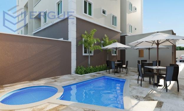 apartamentos com 3 quartos e entrada facilitada, pajuçara Maracanaú!