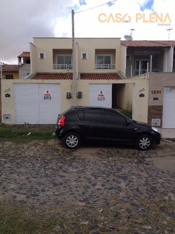 Maravilhoso Duplex 03 Qtos, Melhor Acabamento da Região, Porcelanato