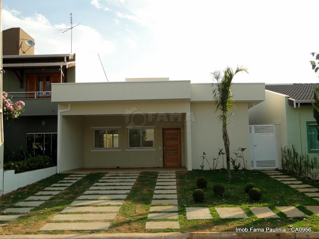 Casa residencial à venda, Condomínio Campos do Conde, Paulínia - CA0956.