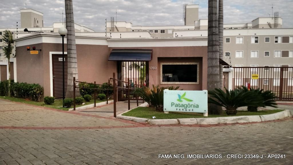 Apartamento residencial para locação, Residencial Patagônia, Paulínia - AP0241.