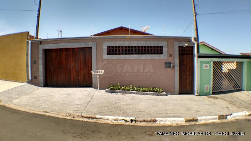 Casa residencial à venda, Parque das Árvores, Paulínia - CA1217.