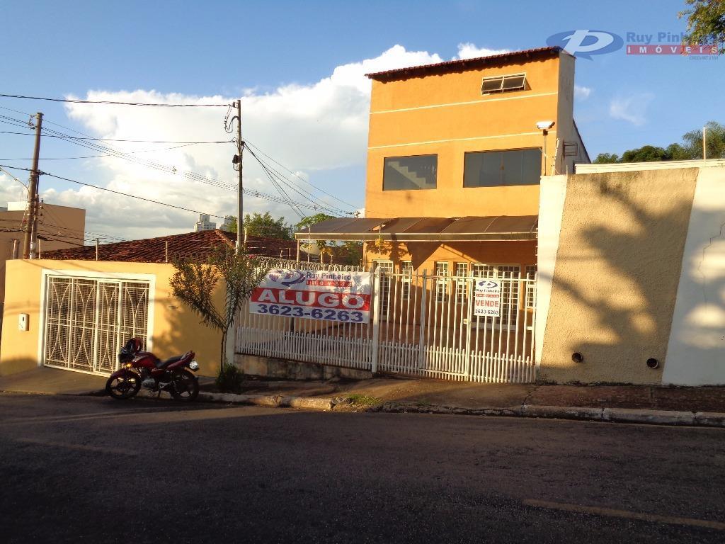 Sobrado  residencial para locação, Santa Helena, Cuiabá.