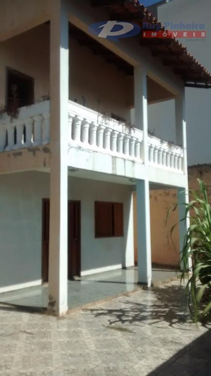 Sobrado  residencial para locação, Jardim Califórnia, Cuiabá.