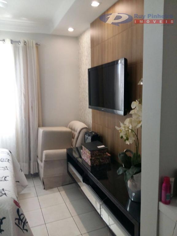 Apartamento  residencial à venda, Morada do Sol, Cuiabá.