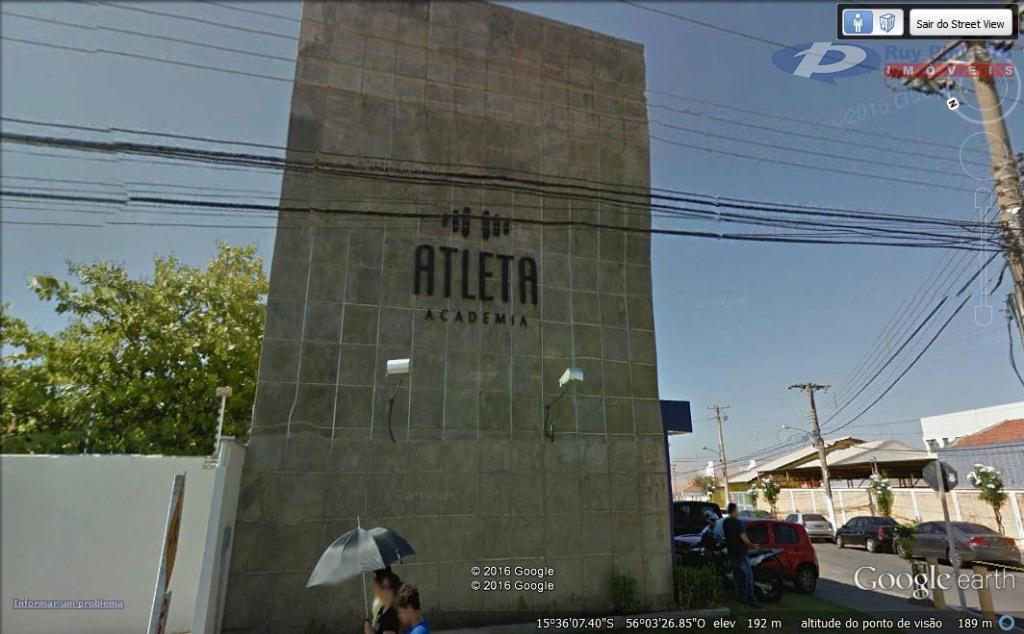 Prédio  comercial à venda, Jardim Itália, Cuiabá.