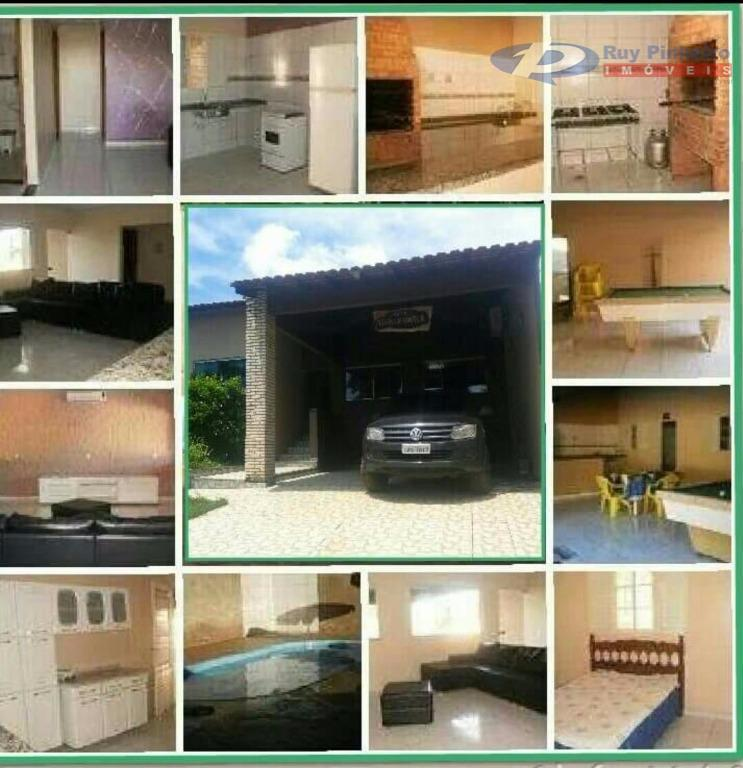 Casa temporada para locação, Zona Rural, Cuiabá.