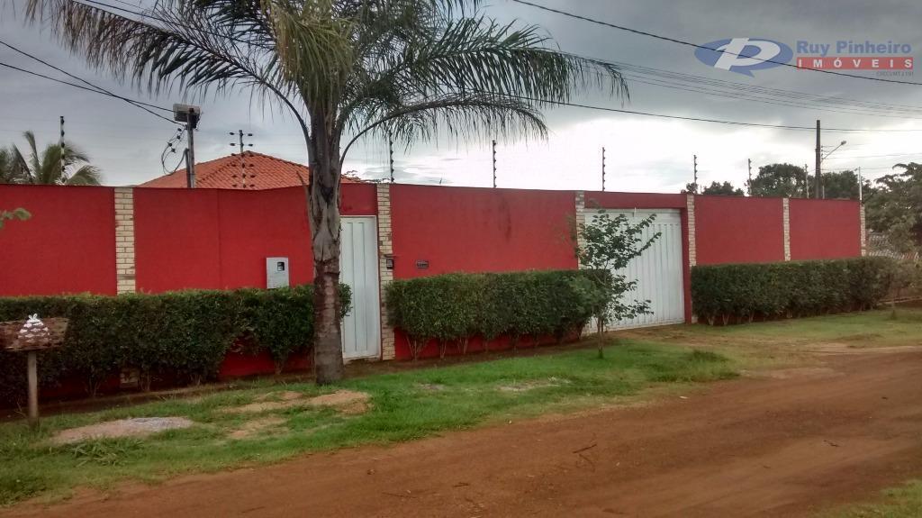 Casa residencial à venda, Chapada Guimarães.
