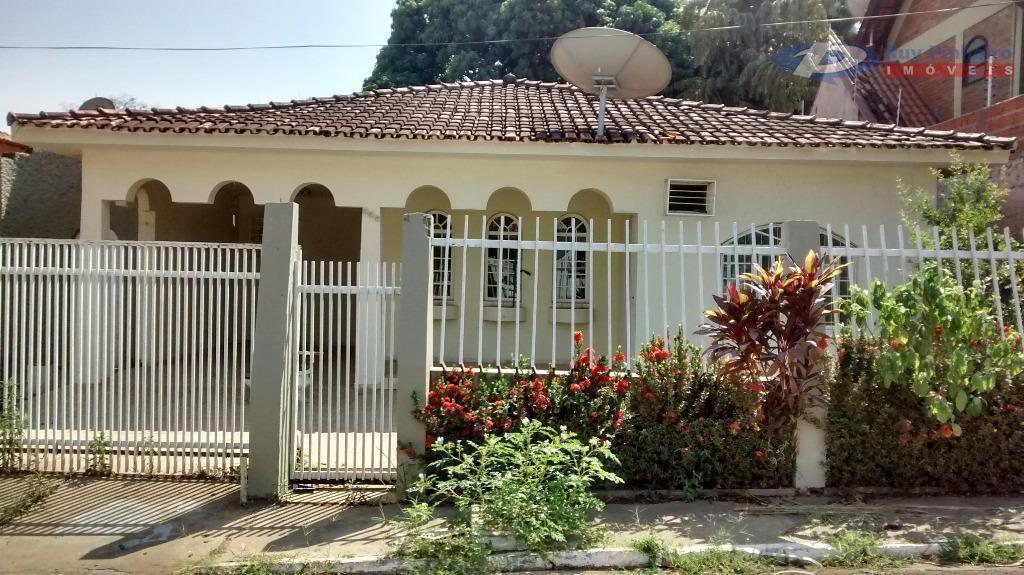 Casa residencial para locação, Santa Rosa, Cuiabá.