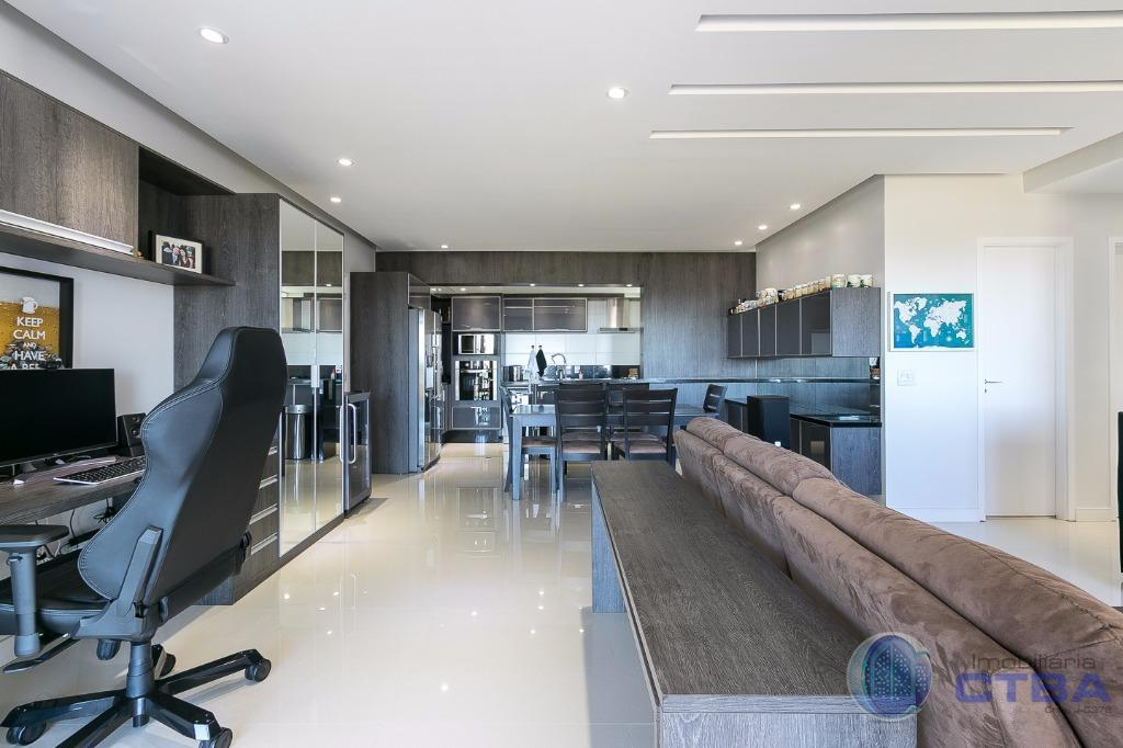Lindo apartamento residencial à venda, Ecoville, Curitiba/PR