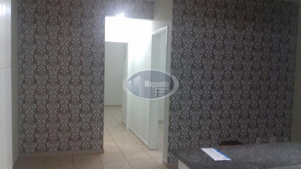 apartamento desocupado, entrar e morar. completa estrutura comercial na região - 2 dormitórios, sala 2 ambientes,...