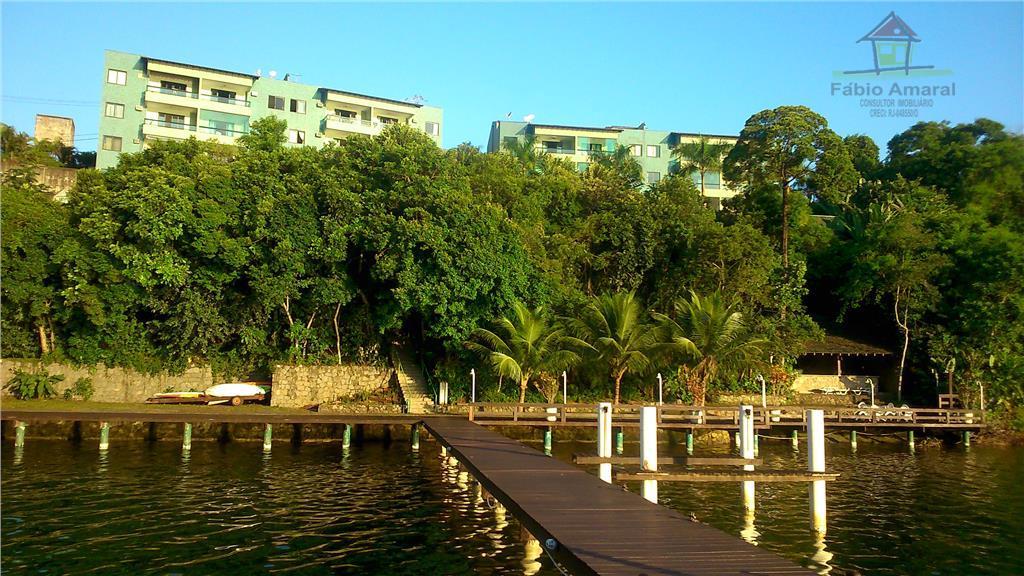 Apartamento residencial à venda, Gambôa Do Bracuí (Cunhambebe), Angra dos Reis.