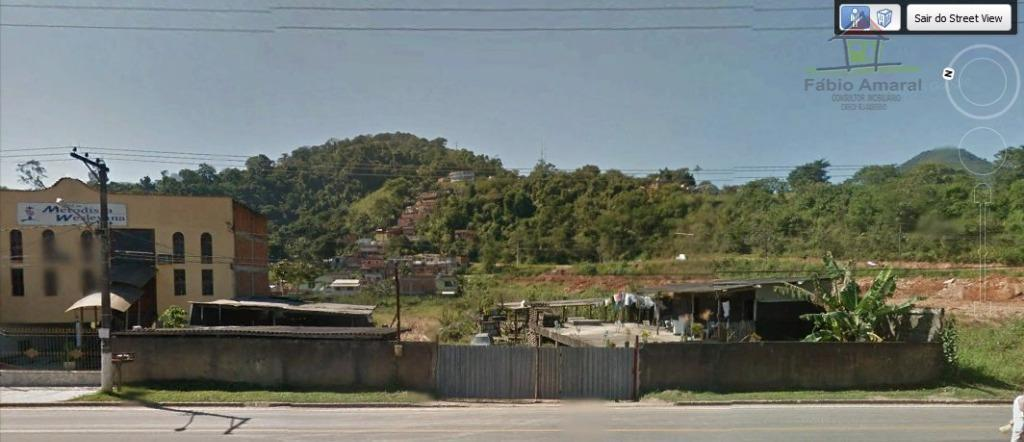 Lote/Terreno em Japuíba (Cunhambebe)  -  Angra dos Reis - RJ