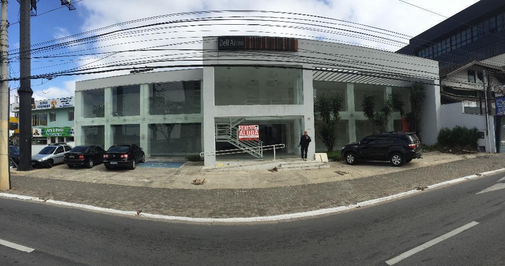 Prédio comercial para locação, Jardim Alvorada, São José dos Campos.
