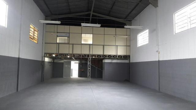 Galpão comercial para locação, Palmeiras de São José, São José dos Campos.