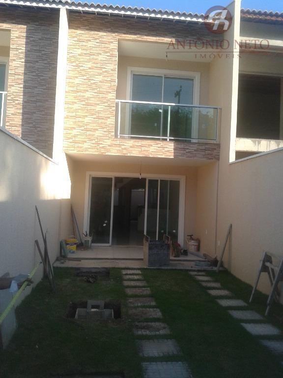 Casa  residencial à venda, Próximo d centro de , Eusébio.