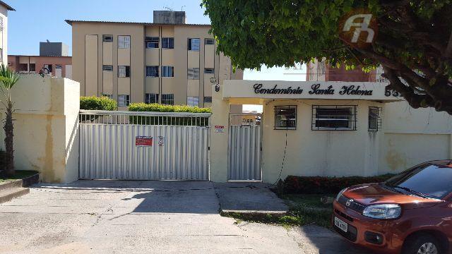 Apartamento residencial à venda, Cidade dos Funcionários,70m² Fortaleza.