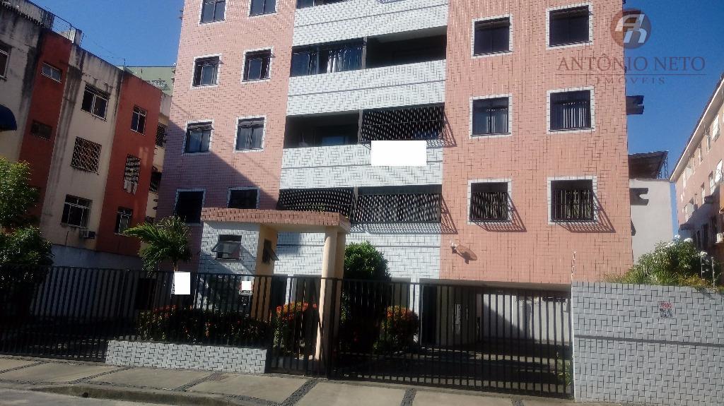 Apartamento residencial à venda, barrio sao gerardo , Fortaleza.