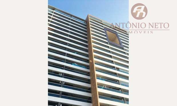 Apartamento residencial à venda, praia de Iracema  Fortaleza.