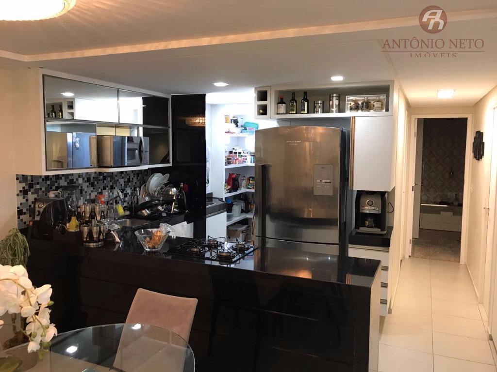 Apartamento residencial à venda, Joaquim Távora 92m² Fortaleza.