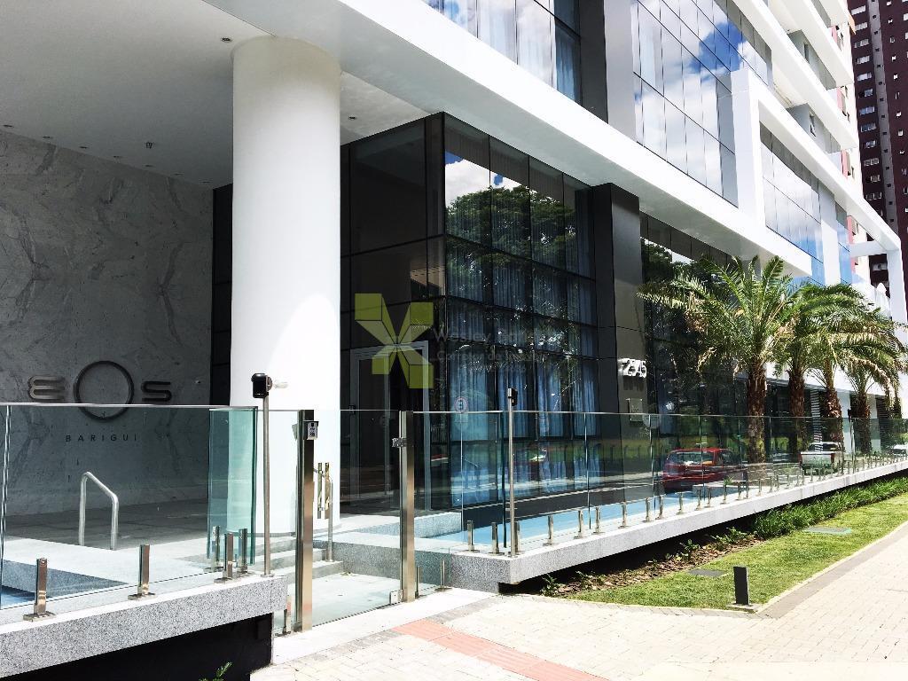 Apartamento com 212m² Privativos, 3 Suítes e 3 Vagas no Champagnat.