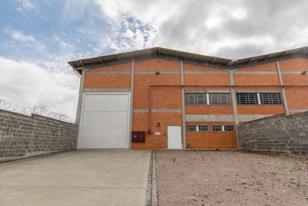 Barracão Pinhais 480m² à 1.920 m²