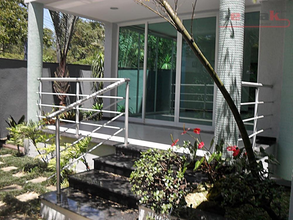 maravilhosa casa no condomínio swiss park - sbc. 5 dormitórios, sendo 4 suítes com hidro (1...