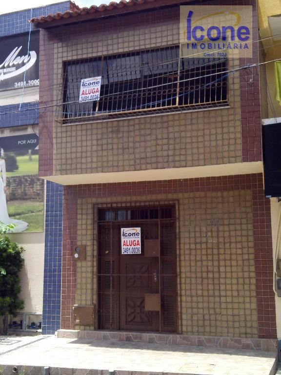 Casa  residencial para locação, Bom Futuro, Fortaleza.