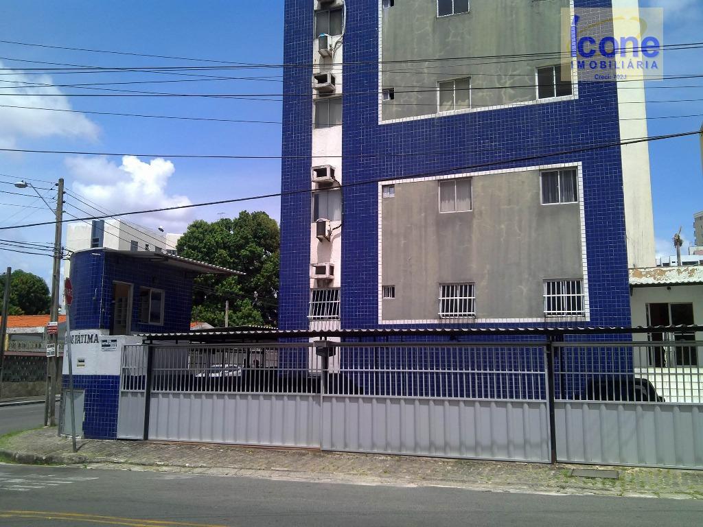 Cobertura residencial à venda, Fátima, Fortaleza.
