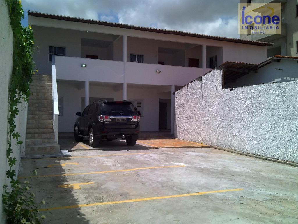 Apartamento residencial para locação, Barroso, Fortaleza.