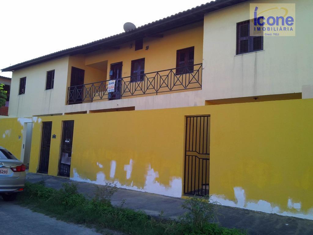 Apartamento  residencial para locação, Jardim Cearense, Fortaleza.