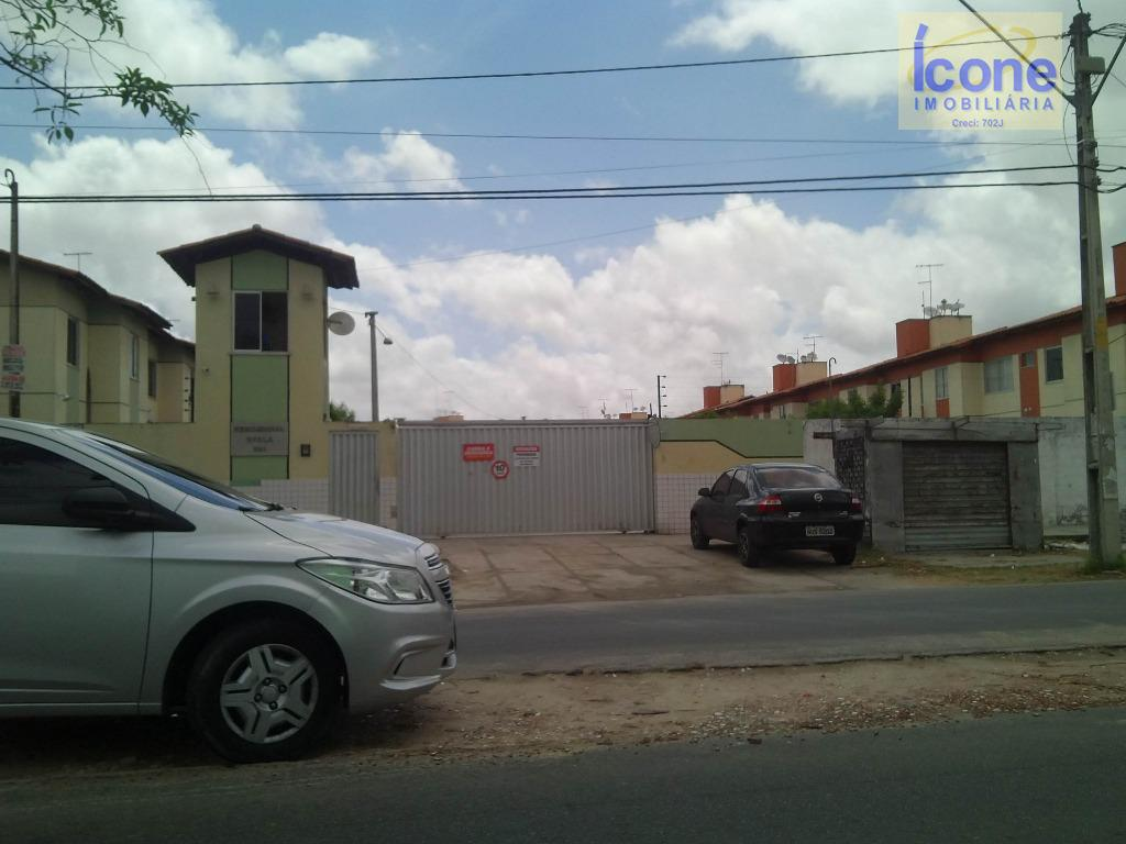 Apartamento residencial para locação, Prefeito José Walter, Fortaleza.