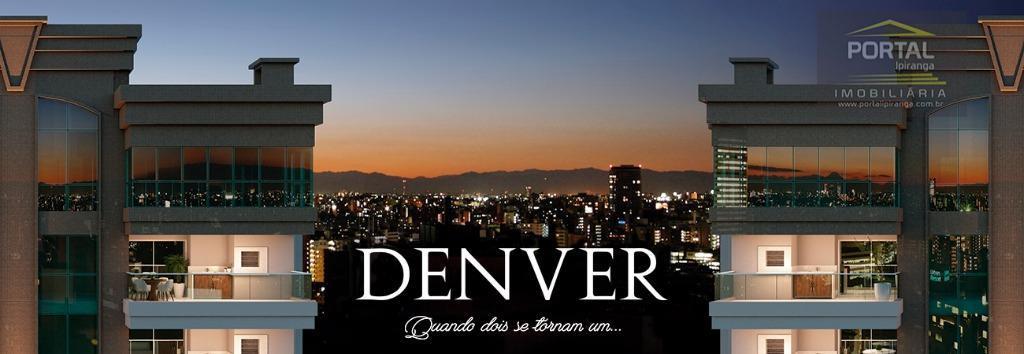 duas torres inspiradas em duas cidades: denver - capital do estado americano do colorado e itapema...