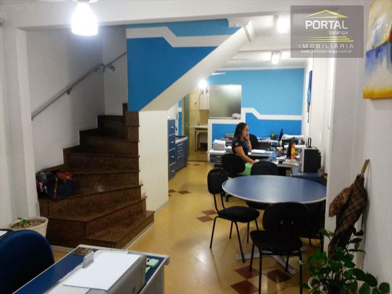 Sobrado residencial à venda, Ipiranga, São Paulo - SO0044.