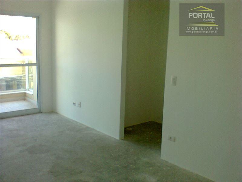 edificio ibiza ipiranga - apartamento novo com andar alto e 02 vagas na garagem. lazer total.