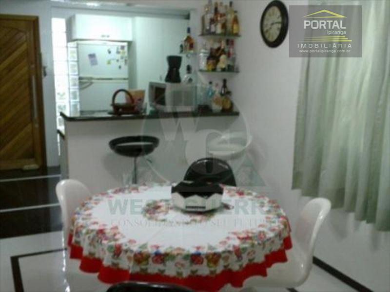 Sobrado residencial à venda, Ipiranga, São Paulo - SO0072.