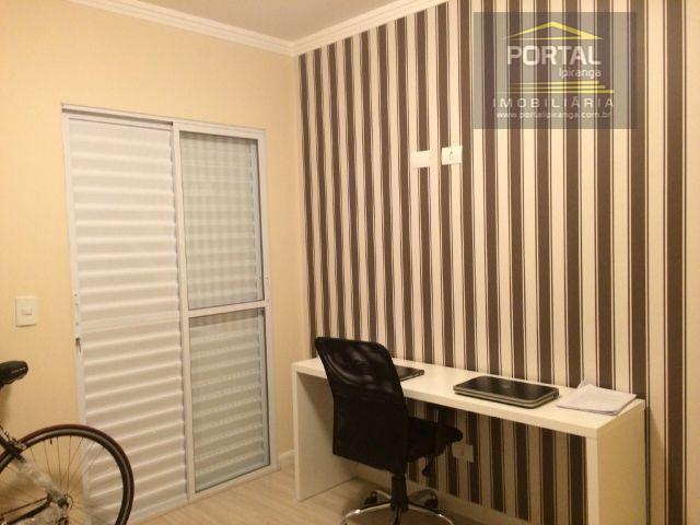 lindo sobrado com ótimo acabamento, 03 dormitórios (01 suíte), sala para 02 ambientes, lavabo, 01 banheiro...