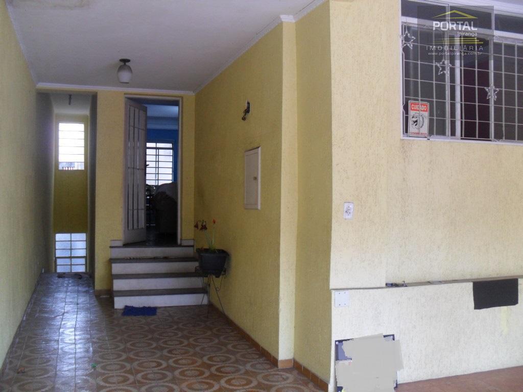 Sobrado residencial à venda, Ipiranga, São Paulo - SO0023.