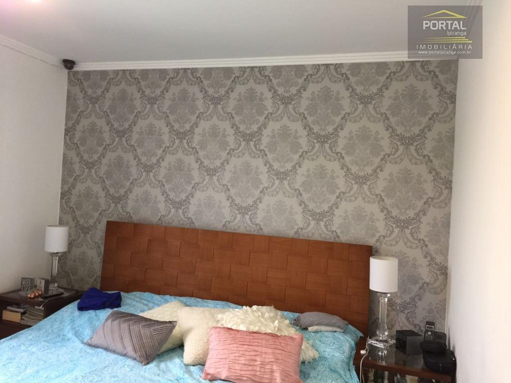 apartamento reformado, à venda no ipiranga, com 03 dormitórios (01 suíte), sala para 02 ambientes, cozinha,...